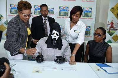 جمیکا کے شہری نے ایک لاکھ ڈالر کا انعام وصول کرنے کے لیے انوکھا طریقہ اختیار کر لیا