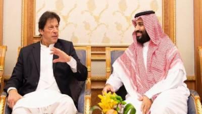 سعودی ولی عہد کی آمد، وزیراعظم خود محمد بن سلمان کی گاڑی چلائیں گے، ذرائع
