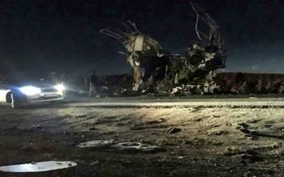 ایران میں خود کش دھماکہ ،تباہی مچ گئی