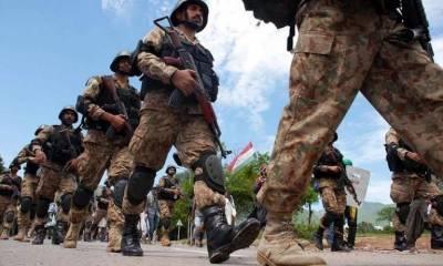 سعودی ولی عہد کی آمد، سیکیورٹی انتظامات پاک فوج کے سپرد