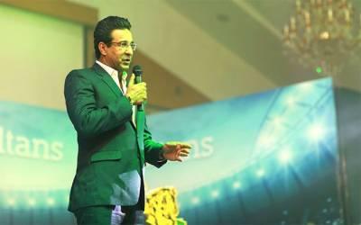 شائقین پی ایس ایل میچز میں زیادہ سے زیادہ تعداد میں شرکت کریں:وسیم اکرم