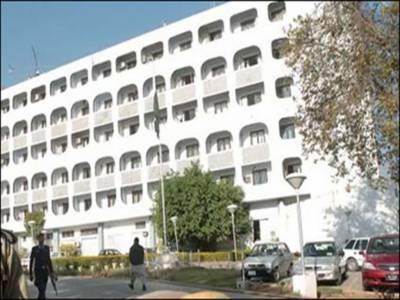 پلوامہ حملہ: پاکستان نے بھارتی حکومت اورمیڈیا کے الزامات کو مسترد کردیا