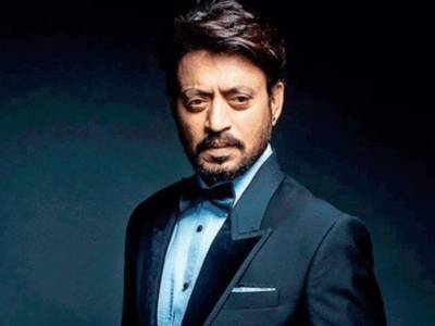 موذی مرض کینسر کا شکار اداکار عرفان خان واپس بھارت پہنچ گئے