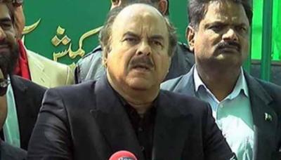 پی ایس ایل کے تمام میچز پاکستان میں ہونے چاہئیں : نعیم الحق
