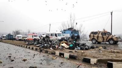پلوامہ میں خودکش حملہ،فوجیوں کی ہلاکت میں بھارتی خفیہ ایجنسی' ر'ا ملوث نکلی