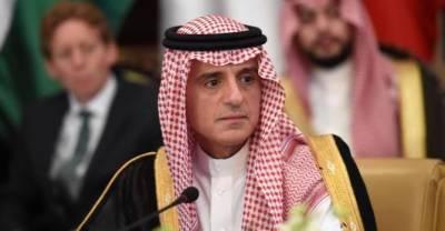 سعودی وزیرخارجہ عادل الجبیر پاکستان پہنچ گئے
