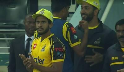 پشاور زلمی نے لاہور قلندرز کو7 وکٹوں سے شکست دےدی