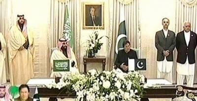 سعودی عرب نے اربوں ڈالر کی مزید سرمایہ کاری کرنے کا اعلان کردیا