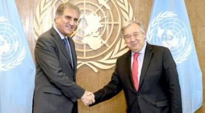 بھارت کی دھمکیاں، پاکستان کا اقوام متحدہ سے فوری مداخلت کا مطالبہ