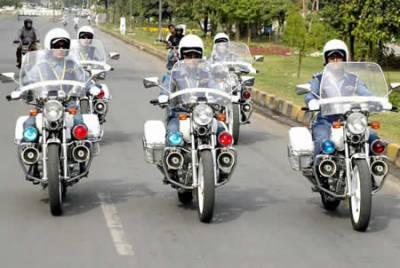 پنجاب کے ٹریفک وارڈنز کا اسپیشل ڈیلی الاؤنس بحال