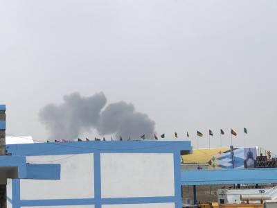بھارتی فضائیہ کے دو طیارے ریہرسل کے دوران گر کر تباہ