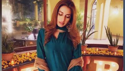 ایمان علی کی شادی قریب آتے ہی شاپنگ عروج پر ، تصاویر سوشل میڈیا پر وائرل
