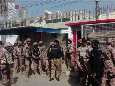 کراچی، چینی قونصلیٹ پر حملے میں مالی معاونت 'را' نے کی، سی ٹی ڈی کا انکشاف