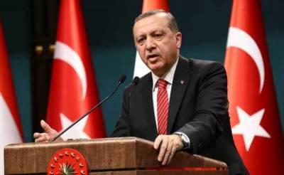 ترک صدر رجب طیب اردوان اگلے ماہ پاکستان آئیں گے