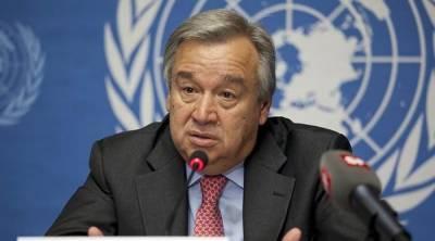 اقوام متحدہ کی پاک بھارت کشیدگی پر ثالثی کی پیشکش
