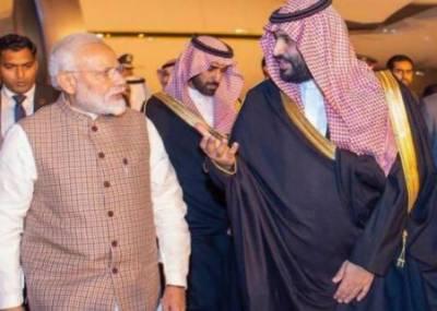 سعودی عرب بھارت میں 44 ارب ڈالر کی سرمایہ کاری کریگا ،الجزیرہ