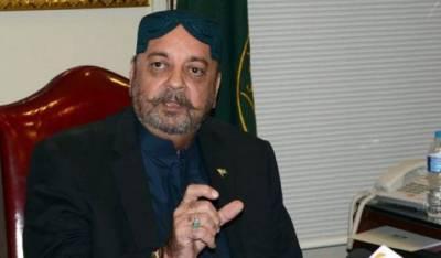 اسپیکر سندھ اسمبلی آغاسراج درانی گرفتار