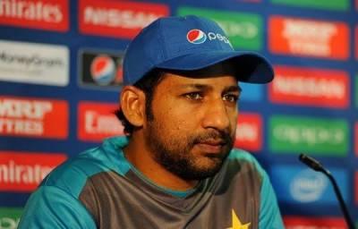 اگر بھارت نے رضامندی ظاہر نہیں کی تو ہم پیچھے نہیں بھاگیں گے:سرفراز احمد