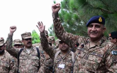 پاکستان کسی کے دباو میں آنے والا ملک نہیں ہے : آرمی چیف جنرل قمر جاوید