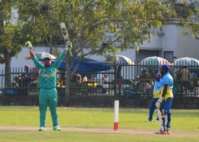 دوسرا ون ڈے، پاکستان بلائنڈ کرکٹ ٹیم نے سری لنکا کو6 وکٹوں سے شکست دیدی