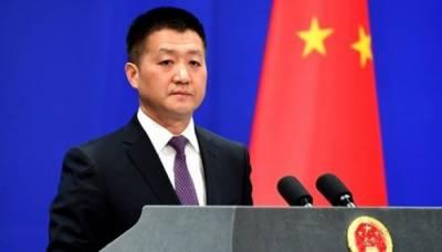 پاکستانی حدود کی دراندازی، دونوں ممالک صورتحال معمول پر لائیں، چین