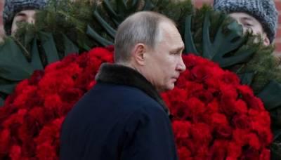 روسی صدر کا امریکہ کیخلاف ایٹمی حملہ کرنے کا اعلان