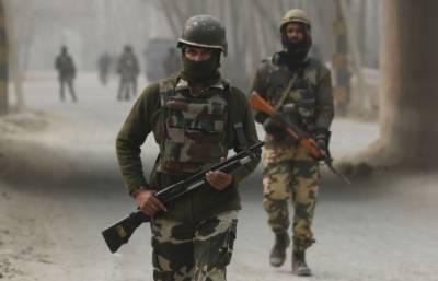 قابض بھارتی فورسز نےسرچ آپریشن کے دوران دو کشمیری نوجوانوں کو شہید کر دیا