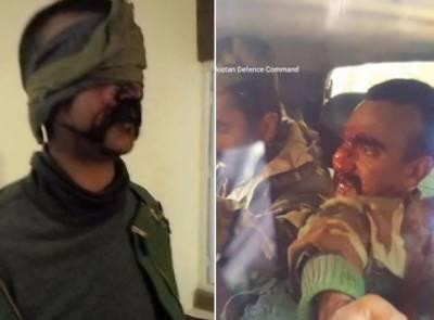 پائلٹ کی گرفتاری ، بھارتی میڈیا نے تصدیق کر دی
