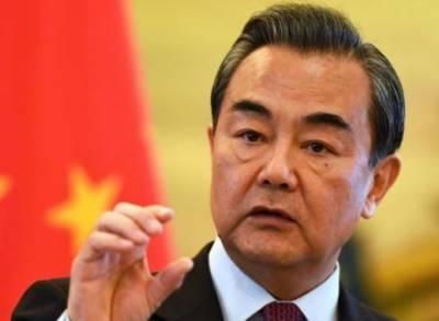 چین نے پاکستان کی حمایت کا اعلان کر دیا
