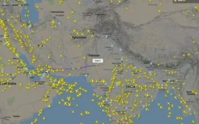 لائن آف کنٹرول پر کشیدگی: پاکستان نے فضائی حدود کمرشل پروازوں کے لیے بند کر دی