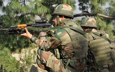 بھارتی افواج نے ایل او سی پر بلااشتعال فائرنگ کا سلسلہ شروع کر دیا