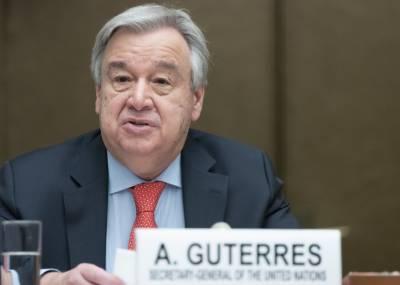 پاک بھارتی کشیدگی،اقوام متحدہ نے ثالثی کی پیشکش کردی