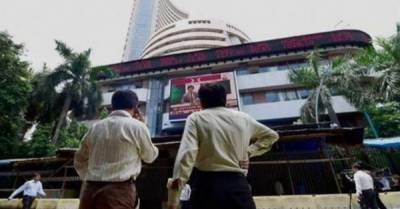 بھارتی سٹاک مارکیٹ میں کریش جیسی صورتحال