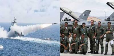 پاکستان کی ایئر فورس، نیوی اور جوان کنٹرول لائن پر چوکس ہیں: آئی ایس پی آر