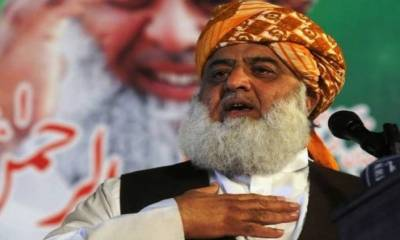 جعلی حکومت برداشت نہیں،جلد تختہ الٹ دیں گے:مولانا فضل الرحمن