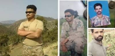 بھارتی فوج کی ایل او سی پرفائرنگ، پاک فوج کے دو جوان شہید