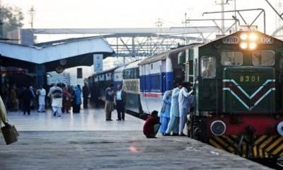 سمجھوتہ ایکسپریس ڈیڑھ سو سے زائد مسافروں کو لے کر بھارت روانہ