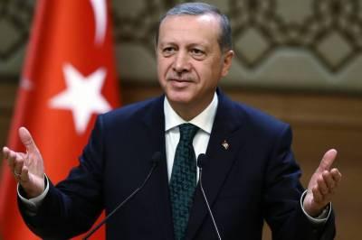 پاکستانی عوام اور حکومت ہر مشکل میں ترکی کیساتھ کھڑی ہوئی، طیب اردوان
