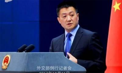 چین نے پاکستان اور بھارت کو جوہری ملک تسلیم کرنے سے انکار کردیا