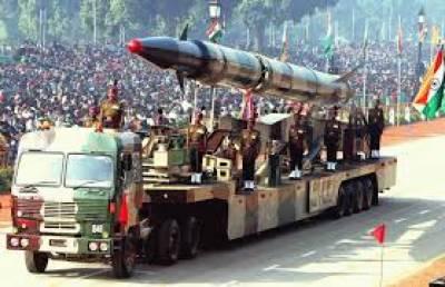جنگ چھڑ جاتی ہے تو بھارت کے پاس صرف 10 دن کا اسلحہ ہے، امریکی اخبار