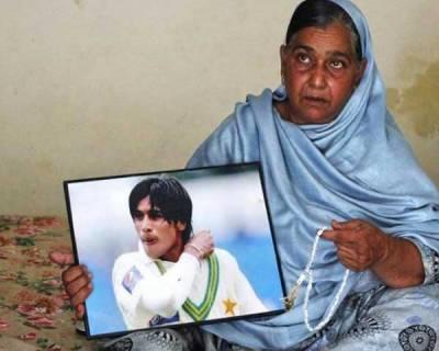 محمد عامر کی والدہ انتقال کر گئیں