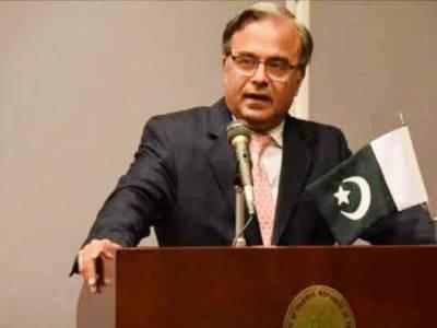 پاک-بھارت کشیدگی طالبان مذاکرات پر اثرانداز ہو سکتی ہے، پاکستانی سفیر