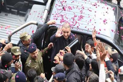 عدالت نے علیم خان کو 15 روزہ جوڈیشل ریمانڈ پر جیل بھیج دیا
