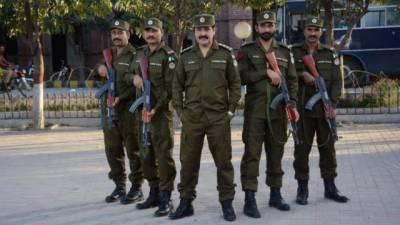 وزیراعلیٰ پنجاب نے پولیس کی وردی تبدیل کرنے کی منظوری دیدی