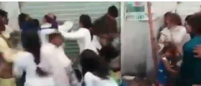 پنڈی بھٹیاں میلے میں خواتین کے ساتھ شرمناک حرکت کی ویڈیو منظر عام پر آگئی