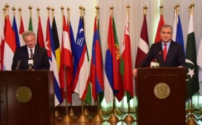 پاک-بھارت کشیدگی میں کمی کیلئے یورپی یونین کردار ادا کر رہی ہے، وزیر خارجہ لکسمبرگ