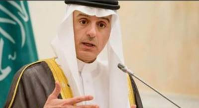 سعودی وزیر خارجہ عادل الجبیر پاکستان پہنچ گئے