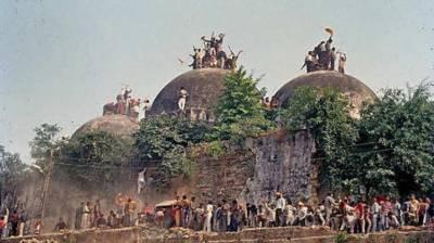 بھارتی سپریم کورٹ نے بابری مسجد تنازعہ پر ثالثی کا حکم دیدیا