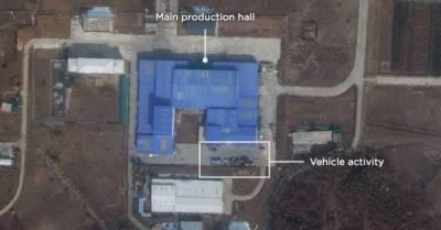 شمالی کوریا نے راکٹ لانچ کی تیاری شروع کر دی ، اہم تصاویر جاری