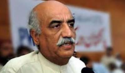 اگرنواز شریف کو نقصان ہواتو وہ قتل تصور کیاجائےگا:خورشید شاہ